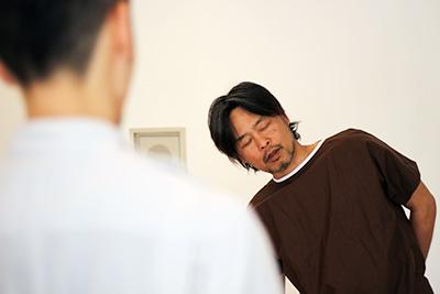 痛み改善レポート(森の葉整骨院綾瀬)