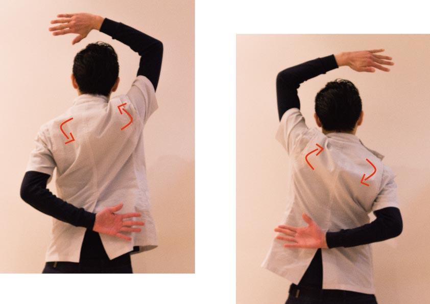 肩甲骨体操3