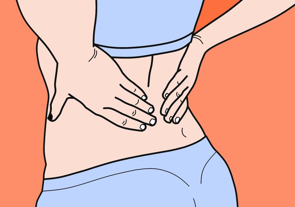 腰痛の原因が姿勢の悪さって知っていましたか?