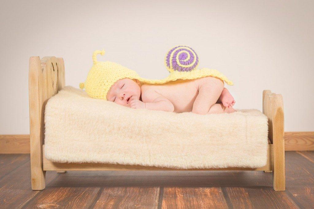 赤ちゃん 就寝