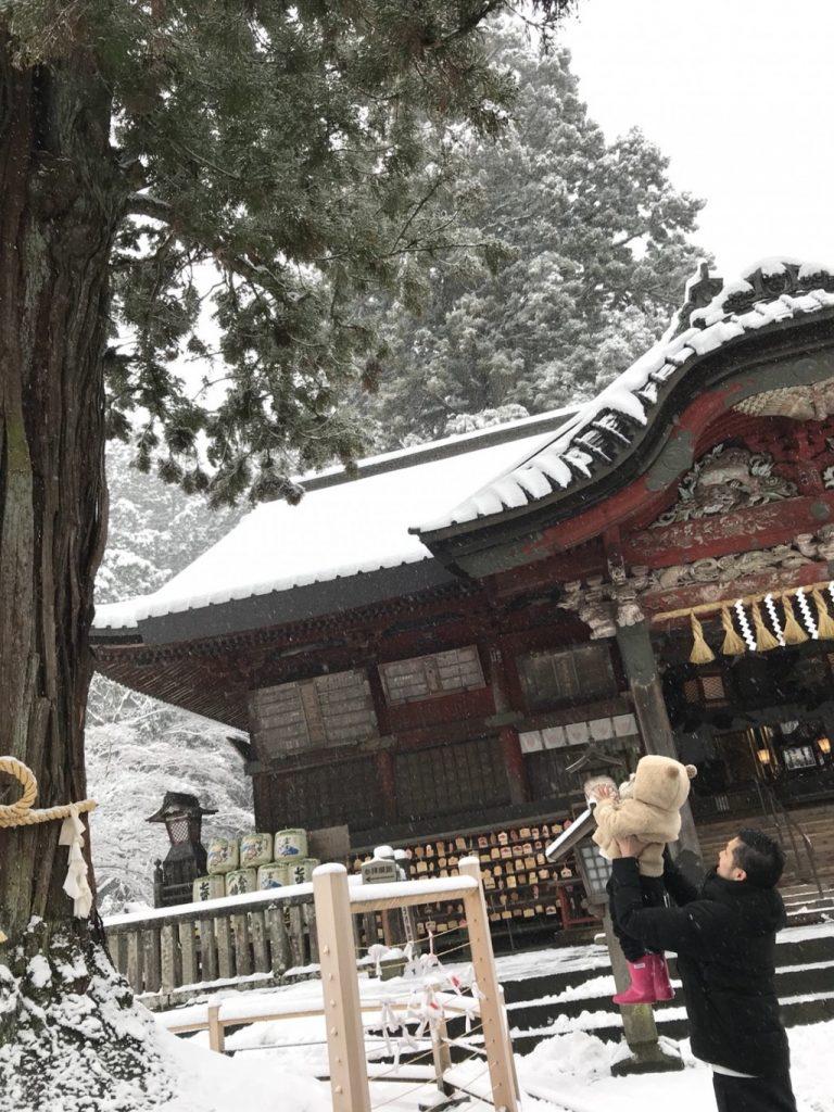 八ヶ岳 北口本宮富士浅間神社2